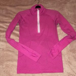 Lululemon 1/4 zip run swiftly